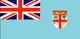 斐濟 Flag