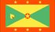 格林納達 Flag