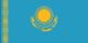 哈薩克斯坦 Flag