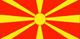 馬其頓 Flag