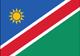 納米比亞 Flag