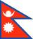尼泊爾 Flag